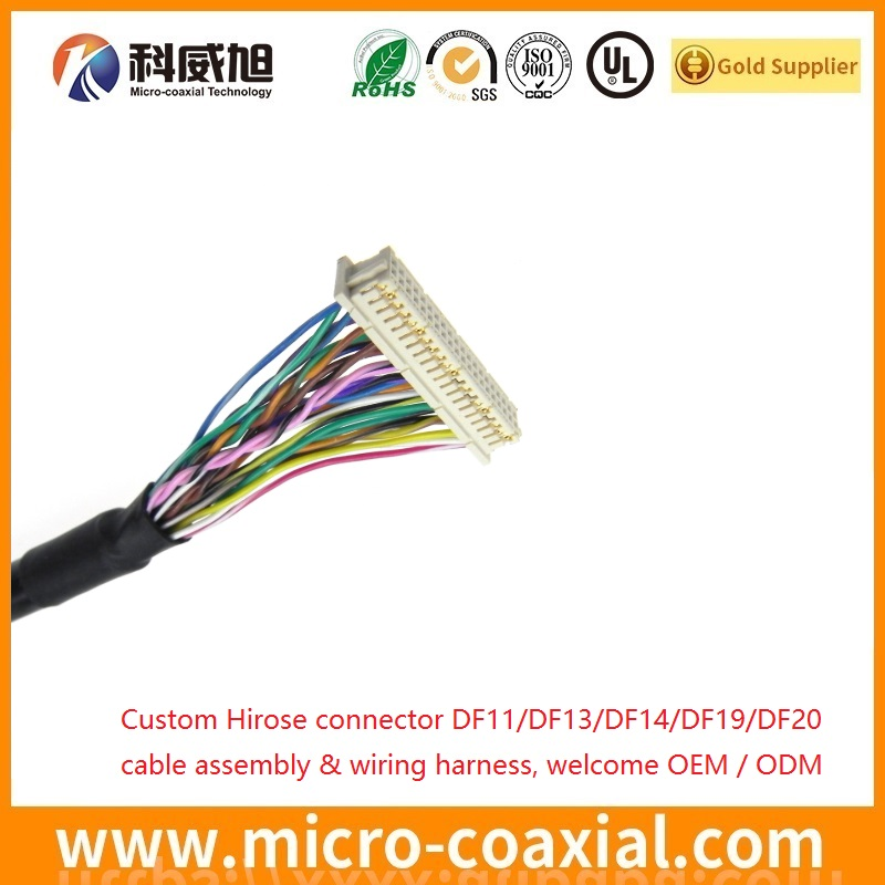 Hirose Wiring Harness OEM ODM HRS wire harness manufacturer
