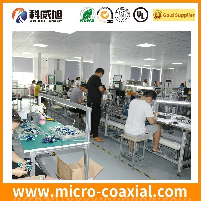 Custom lvds edp cable assembly manufacturer