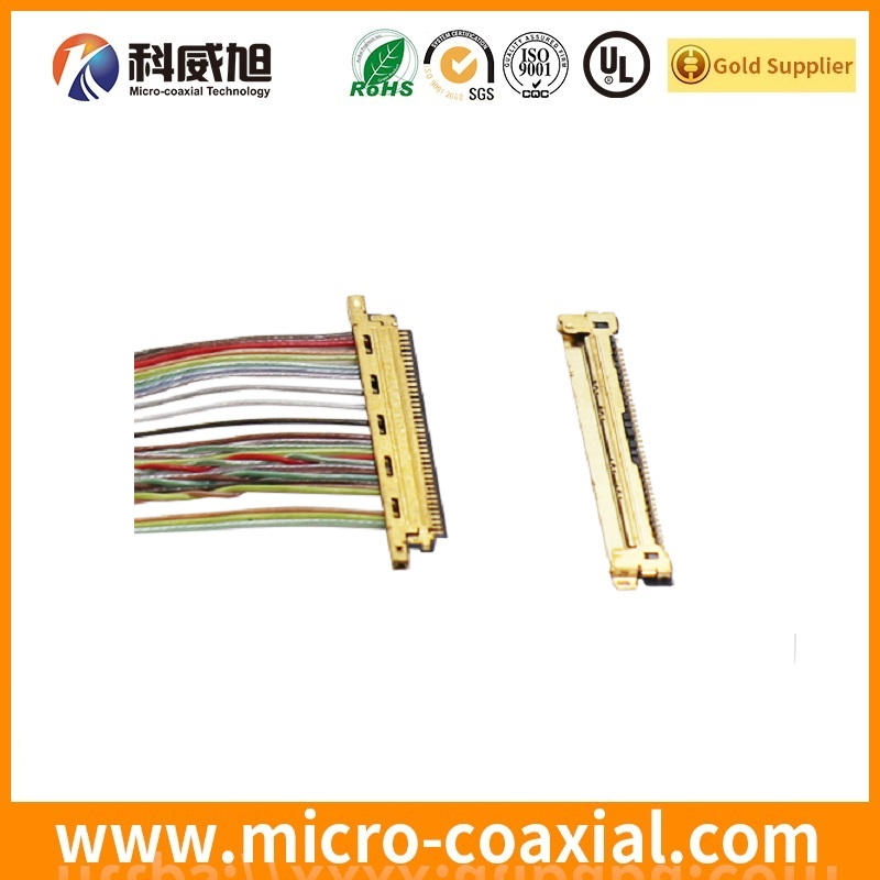 I-PEX-20455-A20E-20453-220T-fine-wire-coaxial-cable-assembly