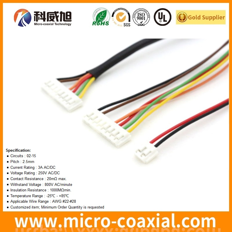 JST Wire harness assembly Wiring Harness Assemblies Customized