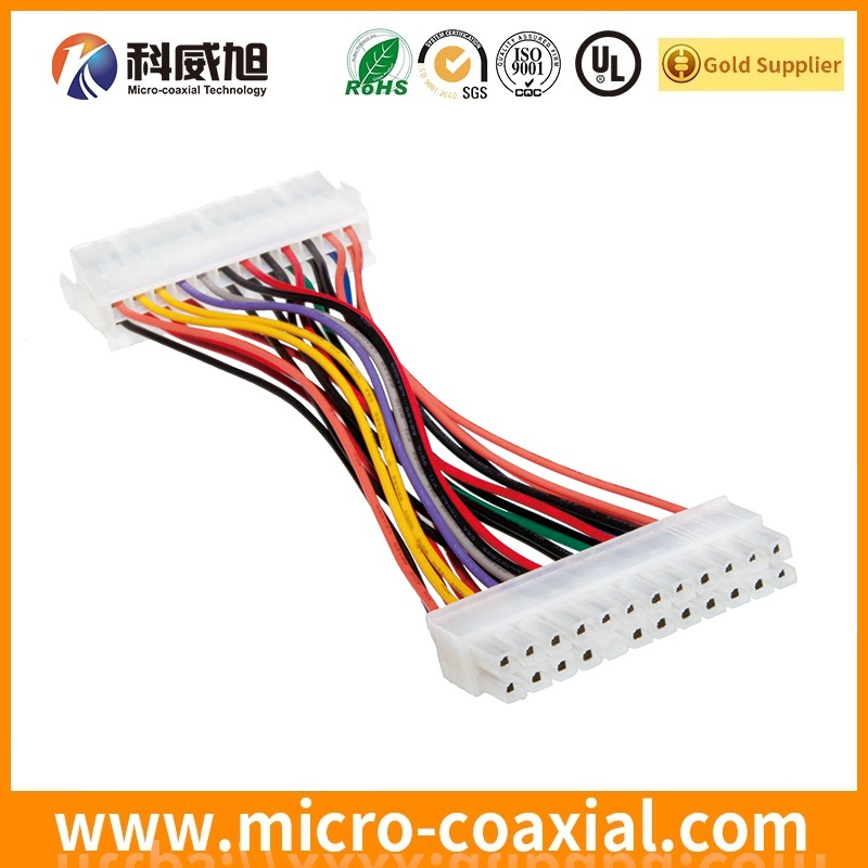 Edp Cable Manufacturer Custom 30 Pin 40 Pin Edp Cable Assembly