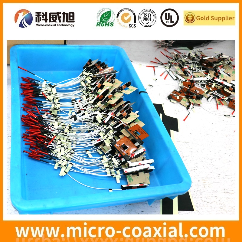 antenna cable assembly workshop