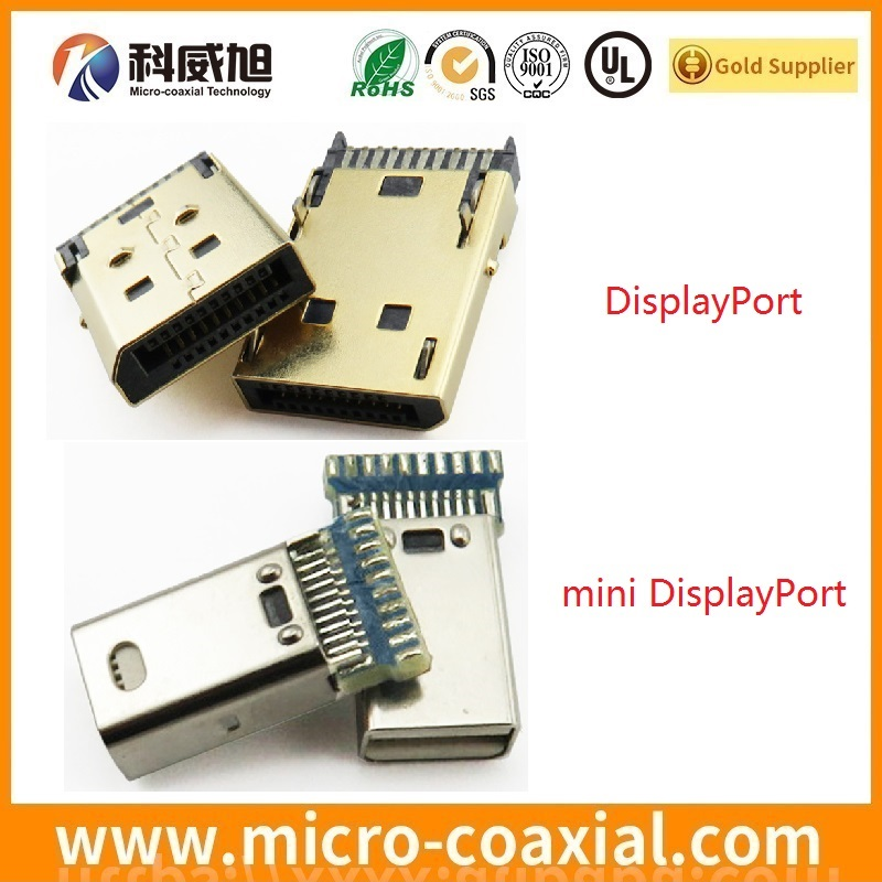 custom edp to mini dp cable edp to dp cable manufacturer