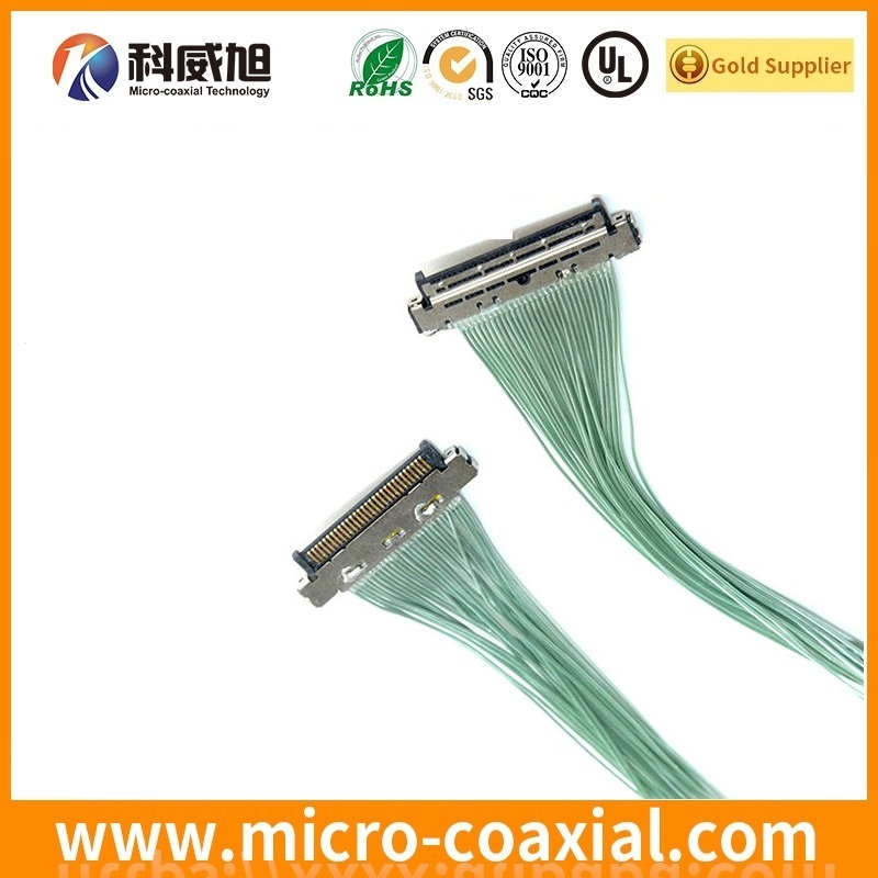 kel usl Fine coaxial cable assembly