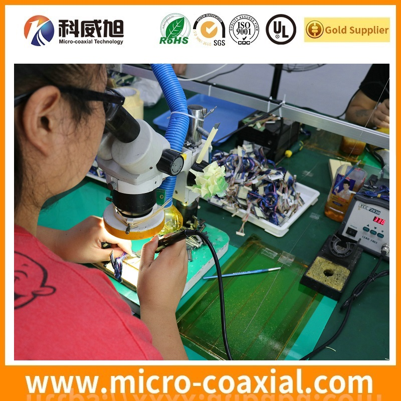 micro coax edp cable factory custom edp cable