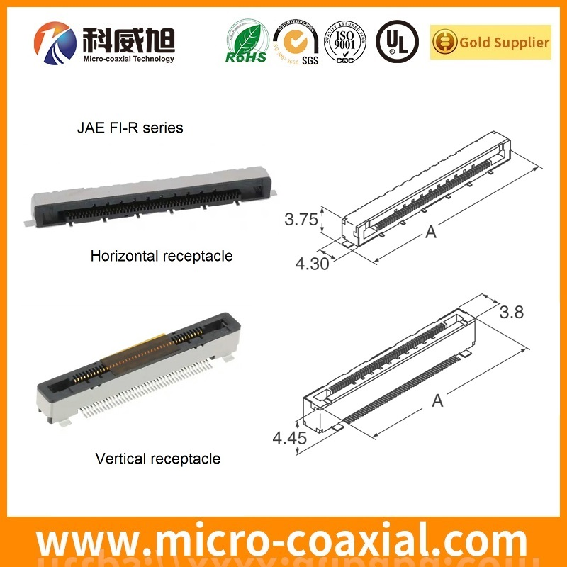 JAE-FI-RE21-31-41-51-Micro-coaxial-cable-assembly-factory
